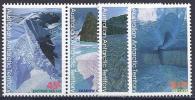 ANTÁRTIDA AUSTRALIANA 1996 - Yvert #106/09** Precio Cat. €8.00 - Australisch Antarctisch Territorium (AAT)