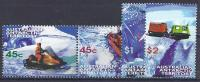ANTÁRTIDA AUSTRALIANA 1998 - Yvert #115/18 - MNH ** - Unused Stamps