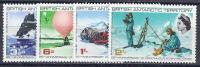 ANTÁRTIDA BRITANICA 1969 - Yvert #21/4 - MNH ** - Territorio Antártico Británico  (BAT)