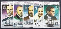 ANTÁRTIDA BRITANICA 1980 - Yvert #96/100 - MNH ** - Territorio Antártico Británico  (BAT)