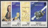 ANTÁRTIDA BRITANICA 1986 - Yvert #152/55 - MNH ** - Territorio Antártico Británico  (BAT)