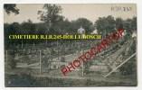 Cimetiere R.I.R.245 Am HOLLE BOSCH-POLYGONWALD-Carte Photo Allemande-Guerre 14-18-1WK-BELGIEN-Flandern-Militaria- - Zonnebeke