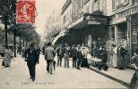 N°44009 -cpa Paris -avenue Des Ternes- - District 17