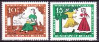 Berlin - Aschenputtel/Cinderella/Cendrillon 1965 - Postfrisch MNH - [5] Berlin