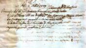 MANOSCRITTO DEL 1809 - Manuscrits