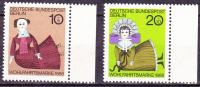 Berlin - Puppen/dolls/poupées 1968 - Postfrisch MNH - [5] Berlino