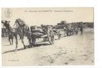 13058-  Souvenir De Djibouti Chariots Indigènes - Djibouti