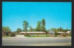 Royal Motel from Street Camden SC Unused c1950s STK#93244