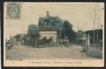 HOULGATE - L'Omnibus De Houlgate à Cabourg - Houlgate