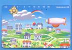 Japan Japon Telefonkarte Télécarte Phonecard Telefoonkaart Ballon Balloon NTT Nr. 231 - 259 - Sport