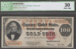 USA 100 Dollars 1922 - Gold Certificates (1882-1922)