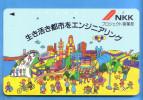 Japan Japon Telefonkarte Télécarte Phonecard Telefoonkaart -  Ballon Balloon - Sport