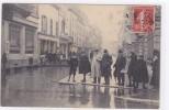Chalon-sur-Saône - Inondations Des 24 & 25 Janvier 1910 Rue De L'Obélisque - Chalon Sur Saone