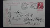 Belgium - 1910 - Mi: P52 Used - Postal Stationery - Look Scans - Ganzsachen