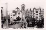 TETUAN (Maroc) - Iglesia De Ntra, Sra De Las Victorias, Fotokarte Gel., Sondermarke - Marokko