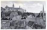LUXEMBOURG - La Corniche Et Partie Du Grund, Karte Gel.1936, 2 Fach Frankiert - Ansichtskarten