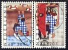 Nederland 1977, Netherlands, Niederlande, Pays-Bas, Child, NVPH 1146, 1147, YT 1080, 1081, Mi 1109, 1110, Sc B539, B540 - Periode 1949-1980 (Juliana)