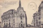 DIJON  L'Hotel Des Postes Inauguré Le 24 Octobre 1909 Sur L'emplacement De L'ancien Chateau De Dinon - Dijon