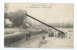 CPA - Vendhuile  - Vend'huile - Le Port  -  Péniches - Sonstige Gemeinden