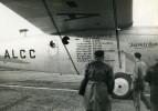 France Istres Aéroport Faux Départ De Bossoutrot Et Rossi Bleriot 110 Ancienne Photo 1932 - Aviation