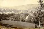 Ecosse Melrose Abbaye Vue Du Prior Bank Ancienne Photo Albumine Wilson GWW 1875 - Photographs