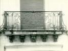 France Lille Architecture Detail Facade Balcon Ancienne Photo 1930 - Foto's