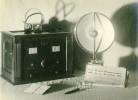 France Paris Journal Radio Programmes Couverture Revue Musica Ancienne Photo 1936 - Photographs
