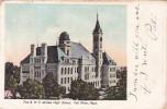 Massachusetts Fall River The B M C Durfee High School 1906