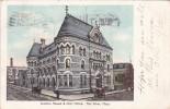 Massachusetts Fall River Custom House and Post Office 1906