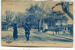 - 70 - MENTON -  Avenue Félix Et Le Kiosque à Musique, édit ARTHAUD, Vélo Publicitaire, écrite En 1922, TBE, Scans. - Menton