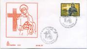 ITALIA - FDC  CAPITOLIUM 1996 - PAPA CELESTINO V - ANNULLO SPECIALE - F.D.C.