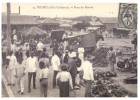 (M+S 456) New Caledonia Reproduction Postcard - Nouvelle Caledonie Carte En Reproduction (Noumea Market Square) - Neukaledonien