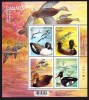CANADA 2006  DUCK DECOYS ,  #2166b    MNH SS - Blocs-feuillets