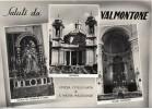 Lazio-roma-valmontone Vedute Saluti Da Anni/50 - Altre Città