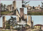 32  °°  Sainte-MERE   :-.   Mulrtivues  Du  Village  En  5  Photos   ***   Dentelée  -  NEUVE  Non écrite - Francia