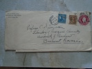 USA New York  To Bucuresti  - Chemica Reviews  Ca 1920's  D131964 - Lettres & Documents