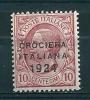 1923 CROCIERA ITALIANA  10 C   NUOVO MNH - Nuovi