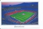 "ESTADIO - STADIUM - STADE - STADIO - STADION.- "" NOU CAMP "" .- BARCELONA.- ( CATALUNYA ) - Fussball"