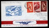 A3377) Portugal First Flight Lisboa - US 26.5.1939 - Poste Aérienne