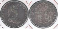 BOLIVIA ESPAÑA FERNANDO VII 1824 POTOSI PLATA SILVER W - Bolivia