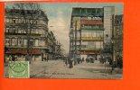 Liège - Rue Du Pont D'Avroy (couleur) - Non Classés