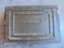 Box De Munition Cal 30 US WWII  Grenade Crown - Militaria