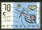 Nederland 1986, Netherlands, Niederlande, Pays-Bas, Holland, St. Jacobsstaf, SG 1483, NVPH 1351, YT 1261, Mi 1291 - Period 1980-... (Beatrix)