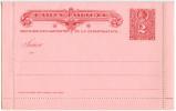Chile Old Unused Postal Stationery Carata Tarjeta Bb150924 - Chile