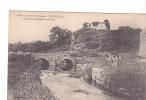 24489 Arrondissement Valognes- QUINEVILLE RUINES  CHAPELLE SAINT MICHEL- 221B Lib Pap Bouchard - Vache Normande - France