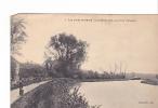 24493 Les Bords De L´Orne - COLOMBELLES Pres Caen -4 Coll AD Pecheur Vapeur - - Non Classés