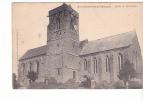 24496 Eglise De Quettehou, Lib Jouet Brochard  Valognes - Valognes