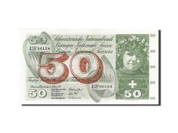 Suisse, 50 Francs, Type 1954-1961 - Switzerland