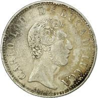 Monnaie, États Italiens, LUCCA, 2 Lire, 1837, TB+, Argent, KM:41 - Regional Coins