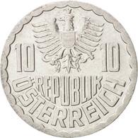 Autriche, 10 Groschen 1989, KM 2878 - Austria